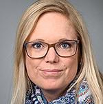 Jennie Ohlsson, utbildningshandläggare