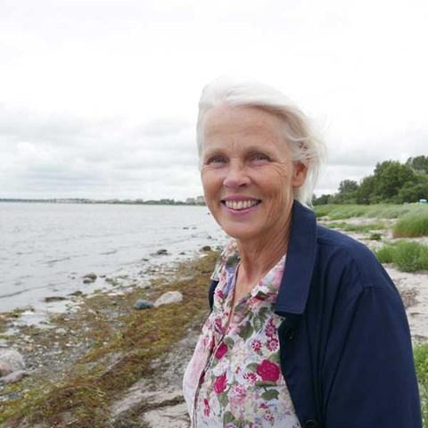 Carola Wingren, professor vid SLU vid Öresundskusten. Foto: Anders Ingvarsson.