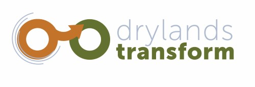 Logotype for the project Drylands Transform