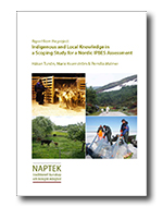 Indigenous and Local Knowledge in a Scoping Study for a Nordic IPBES Assessment