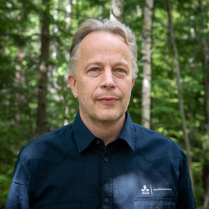 Porträttbild av Göran Ericsson.