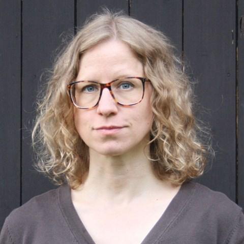 Johanna Widenberg. Foto: Johan Wickström